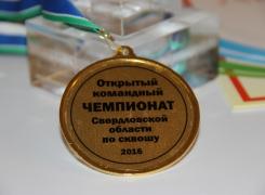 Командный турнир Свердловской области